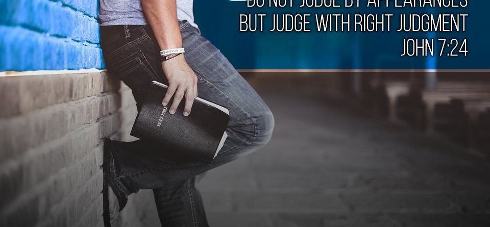 Judging righteously is different than passing Judgment on somone. Understanding the difference between the two can help with conversations when conviction starts to set it.