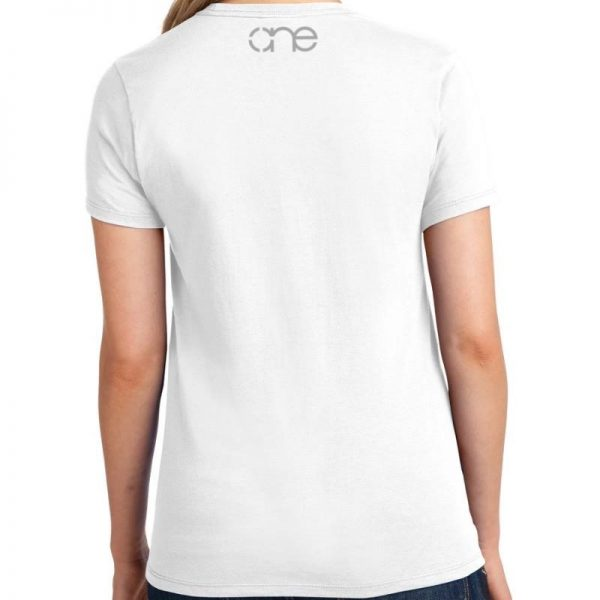ladies-white-short-sleeve-shirt-rear-one-grey-upper-back