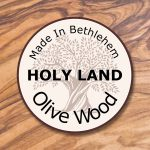 Holy Land Olivewood Seal