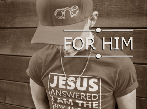 Find the latest Men's Christian fashion.